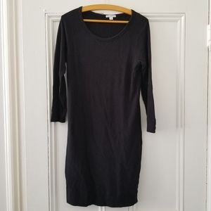 James Perse long sleeved midi dress
